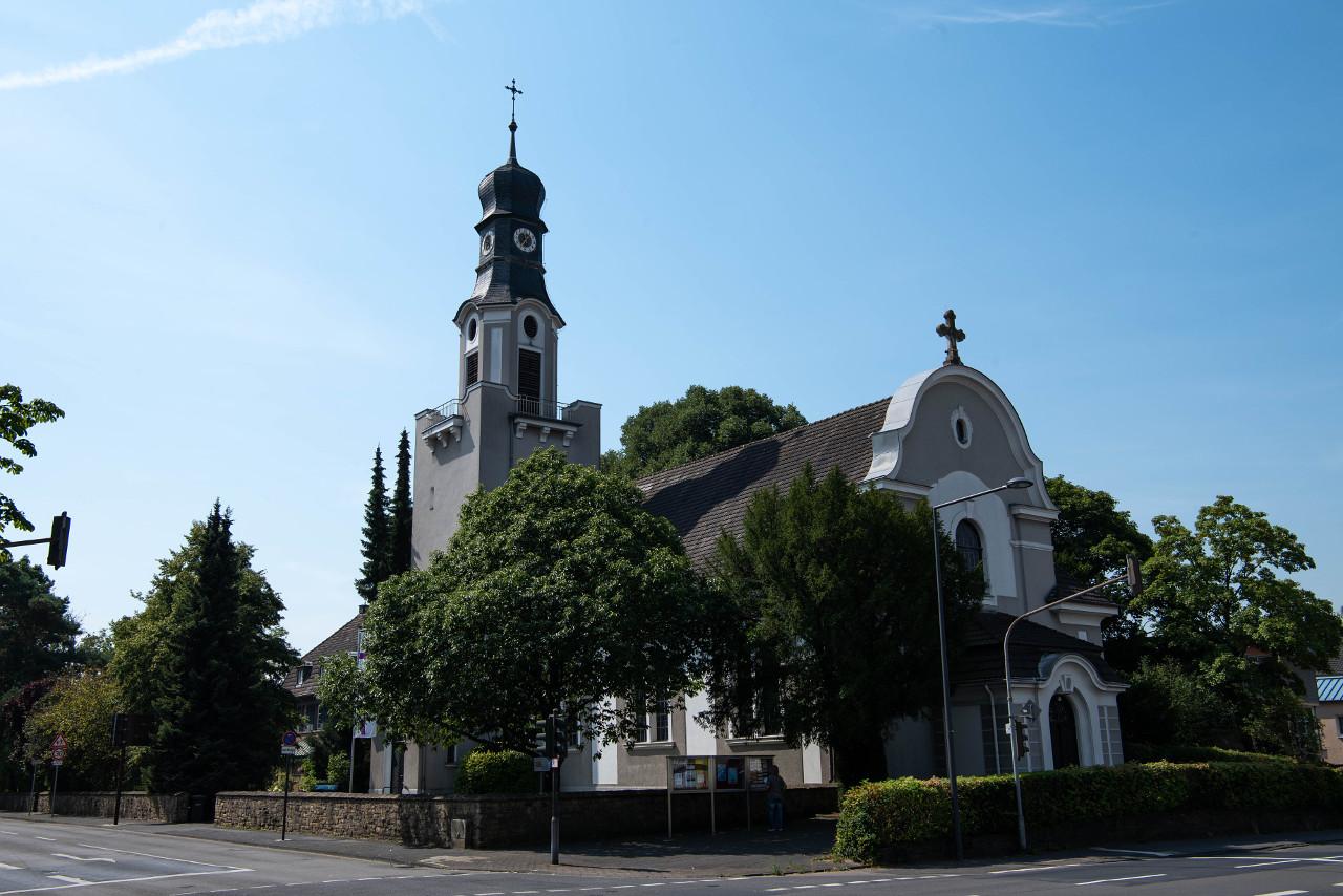 Christuskirche aussen