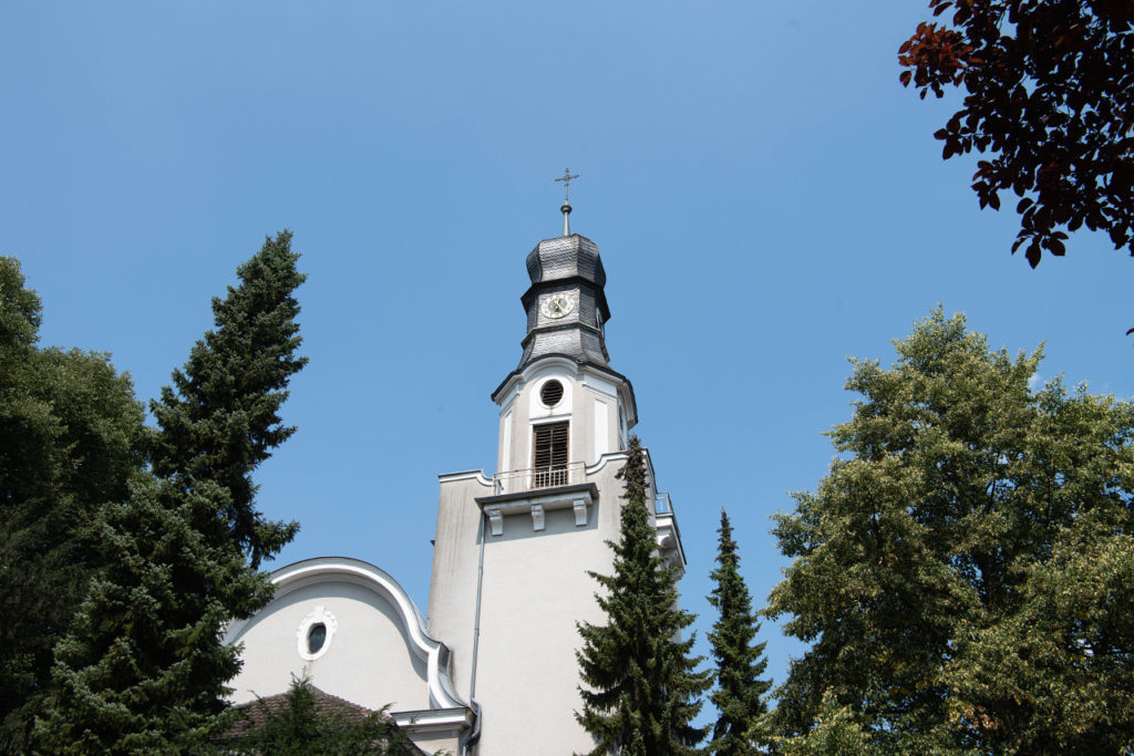 Christuskirche frontal