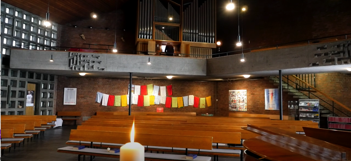 Presbyteriumssitzung April 2021